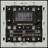 KNX регулятор дисплей компакт 4093KRMTSD