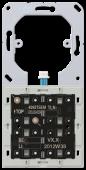 Кнопочный модуль универсальный 3 группы 4093TSEM