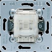 Выключатель 10AX 250V кнопочный перекрестный