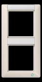 Рамка 2-кратная ABAS582NNA