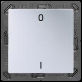 EnOceanвыключатель в сборе с символами, алюминий ENOA590-01AL