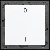 EnOceanвыключатель в сборе с символами, белый ENOA590-01WW