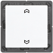EnOceanвыключатель в сборе с символами, белый ENOA590PWW