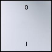 EnOceanвыключатель в сборе с символами, алюминий ENOAL2990-01-L