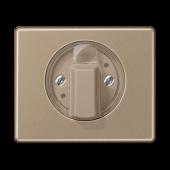накладка поворотного механизма золото-бронза SL1541GB