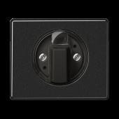 накладка поворотного механизма черная SL1541SW
