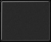 Клавиша короткого хода, черная SL1561.07SW