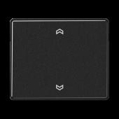 Клавиша блока управления жалюзи, черная SL5232FSW