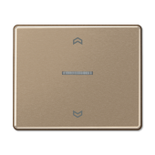 Клавиша блока управления жалюзи, золотая бронза SL5232GB