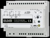 Контроллер системы аудиодомофонии, 1 дверь, 1 свет, БП на 600мА TKSVSTG600REG