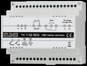 Контроллер для интеграции телефонии и домофонии TKTI02REG