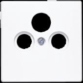 Крышка для  SAT-TV-розетки, белая LS990SATWW