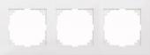 M-Pure 3-постовая рамка, бриллиантовый белый MTN4030-3625