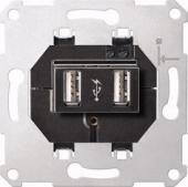 Зарядное устройство USB 2.0 MTN4366-0000