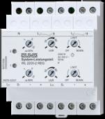 Системное исполнительное двухканальное устройство (максимум - для 16-ти датчиков), 4TE WL2200-2REG