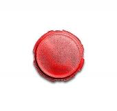 Линза красная для светового сигнализатора 2061/2661 U, серия alpha nea, цвет 1557-12