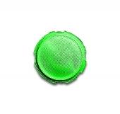 Линза зелёная для светового сигнализатора 2061/2661 U, серия alpha nea, цвет 1557-13