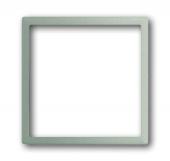 Плата центральная (накладка) для механизма светоиндикатора 2062 U, серия impuls, цвет шампань-металлик 1716-79