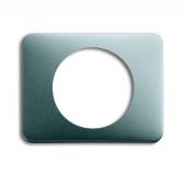Плата центральная для механизма светового сигнализатора 2061/2661 U, серия alpha exclusive, цвет титан 1756-266