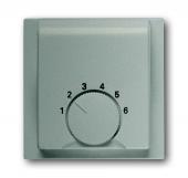 Плата центральная (накладка) для механизма терморегулятора (термостата) 1094 U, 1097 U, серия impuls, цвет шампань-металлик 1794-79