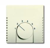 Плата центральная (накладка) для механизма терморегулятора (термостата) 1094 U, 1097 U, серия solo/future, цвет слоновая кость 1794-82
