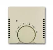 Накладка (центральная плата) для терморегулятора 1094 U, 1097 U, Basic 55, слоновая кость 1794-92-507