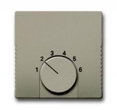 Плата центральная (накладка) для терморегулятора 1094 U, 1097 U, серия Basic 55, цвет шампань 1794-93-507