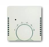 Плата центральная (накладка) для терморегулятора 1094 U, 1097 U, серия Basic 55, цвет chalet-white 1794-96-507