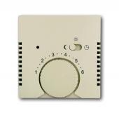 Накладка (центральная плата) для терморегулятора 1095 U/UF-507, 1096 U, Basic 55, слоновая кость 1795-92-507