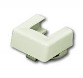 Ввод для кабель-каналов 15х15 мм, 19х19 мм, серия Busch-Duro 2000 SI, цвет слоновая кость 2087-212