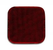 Линза красная для светового сигнализатора, серия Busch-Duro 2000 SI 2526-12