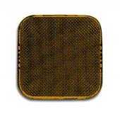 Линза оранжевая для светового сигнализатора, серия Busch-Duro 2000 SI 2526-14