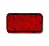 Линза красная, серия Allwetter 44 2622-12-101