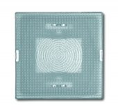 Линза прозрачная для светового сигнализатора (IP44), серия Allwetter 44 2664-11-101
