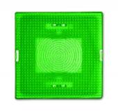 Линза зеленая для светового сигнализатора (IP44), серия Allwetter 44 2664-13-101