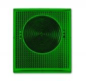 Линза зелёная для светового сигнализатора, IP44, серия ocean 2863-13-53