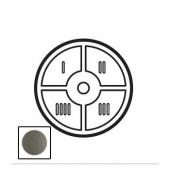Клавиша Графит сценарная выключателя IOBL ,064967