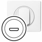 Celiane Лицевая панель розетки аудио/видео HDMI белая