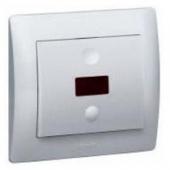 Galea Life Лицевая панель выключатель IN ONE алюминий ,771392