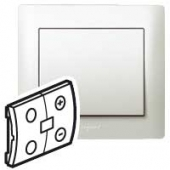 G.L. Панель лицевая светорегулятора Inone 300Вт жемчуг ,771569