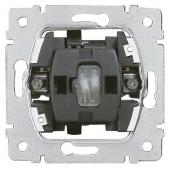 PRO21 Механизм выключателя одноклавишного с подсветкой