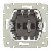 PRO21 Механизм выключателя 2п с индикацией