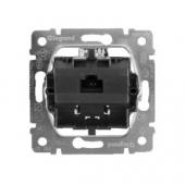 PRO21 Механизм компьютерный розеточный x2 RJ45