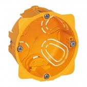 Коробка установочная Гипрок 2 модуля глубина 40 Batibox ,080041