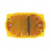 Batibox Коробка 3 модуля для сухих перегородок глубина 40мм ,080049