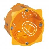 Batibox Коробка установочная под 2 модуля 50мм ГИПРОК ,080051