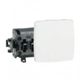 Oteo Выключатель одноклавишный 2п 10А 250В комбинированный ,86103