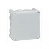 Plexo Коробка наружная 130x130x74 IP55 с замком ,92032