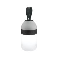Переносной светодиодный фонарь Paulmann Accu Tablelamp Clutch от аккумулятора 190х77 94212